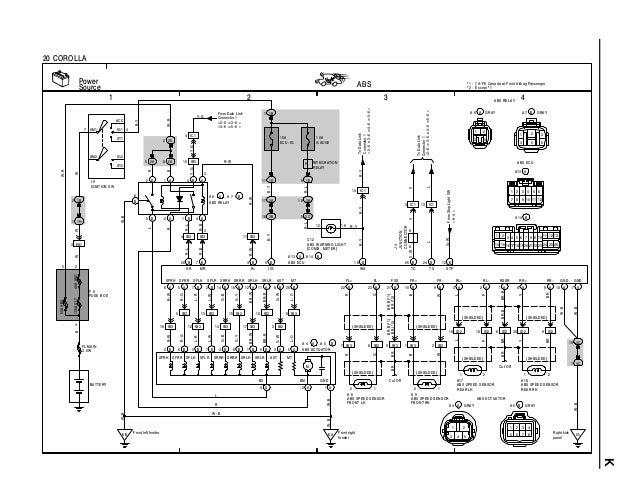 c 12925439 toyota coralla 1996 wiring diagram overall rh slideshare net Toyota Corolla Commercial toyota corolla e10 wiring diagram