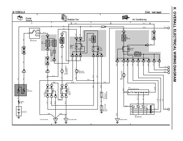 c 12925439 toyota coralla 1996 wiring diagram overall rh slideshare net E9 Corolla E20 Corolla