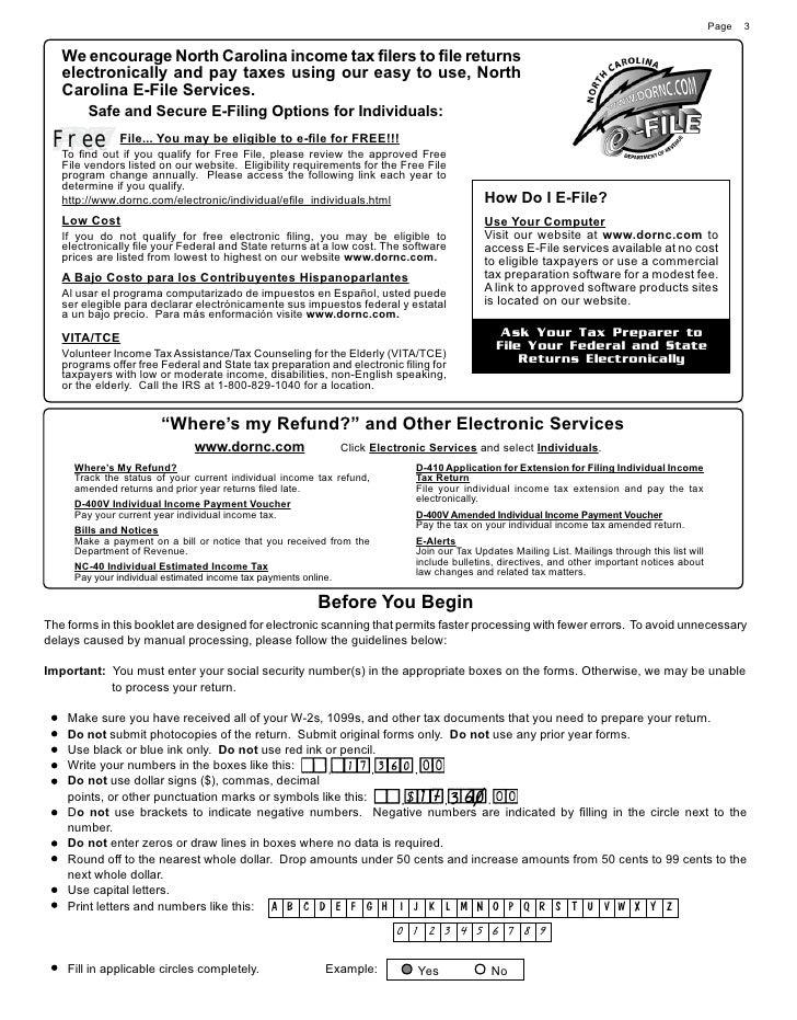 Nc Form D 410 Ottodeemperor