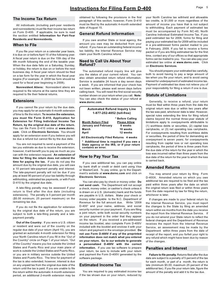 Individual Income Tax Return No Tax Credits Web Fill In Instructi