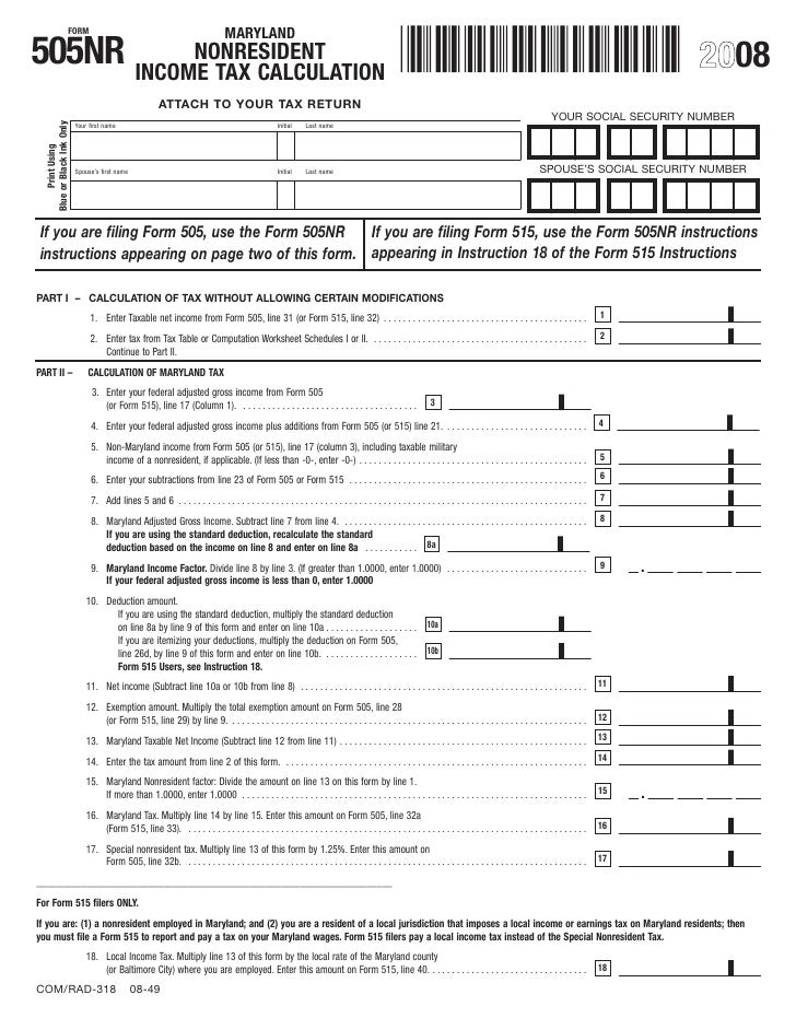 what tax form to file