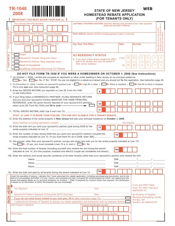 Application For Extension Of Time To File Nj Gross Income Tax Return