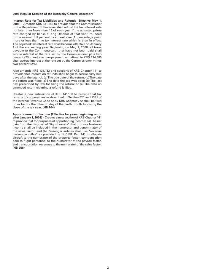 765 Gp Instructions Kentucky General Partnership Income Return