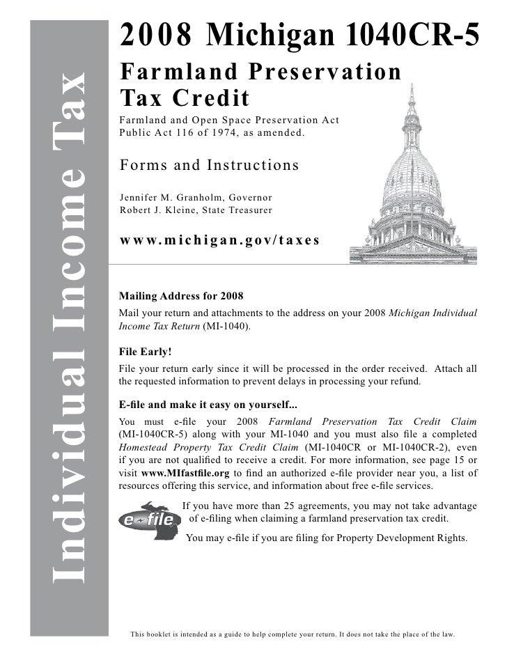 MI-1040CR-5booklet_michigan gov documents taxes