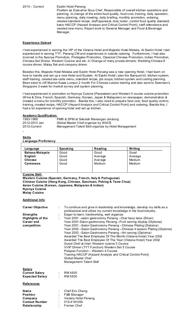 Unforgettable Salon Manager Resume Examples To Stand Out My Perfect Resume  Lewesmr  Hotel General Manager Resume
