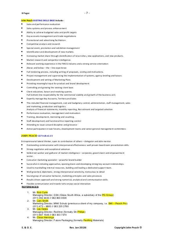 Ausgezeichnet Marketing Professionelle Zusammenfassung Lebenslauf ...