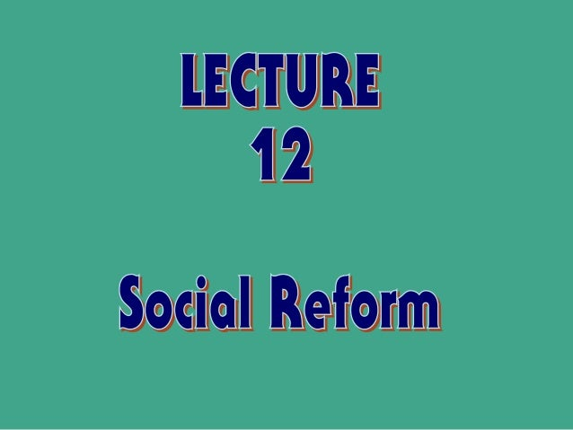 societys restraint to social reform An analysis of societys restraint to social reform why are jews hated by so many people why are an analysis of this side of paradise so many people anti-semitic.