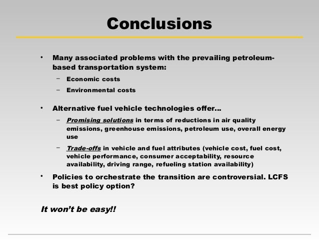 the use of alternative fuels as the solution for decreasing air pollution in the us Finding effective ways to prevent and reduce pollution (in air, water, or land) is difficult we can start with ourselves and begin with small steps  could be the simplest preventive solution if there are no pollutants, there will be no pollution  that use solar power would reduce the use of carbon base fuels but if we leave this to.