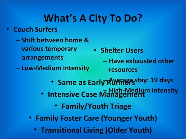 Who's Doing It • Sasha Bruce Youthwork* –www.sashabruce.org • Covenant House* –www.covenanthousedc.org • Latin American Yo...