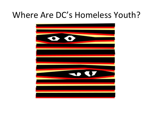 Where Are DC's Homeless Youth?