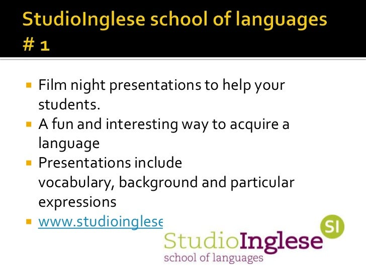    Film night presentations to help your    students.   A fun and interesting way to acquire a    language   Presentati...