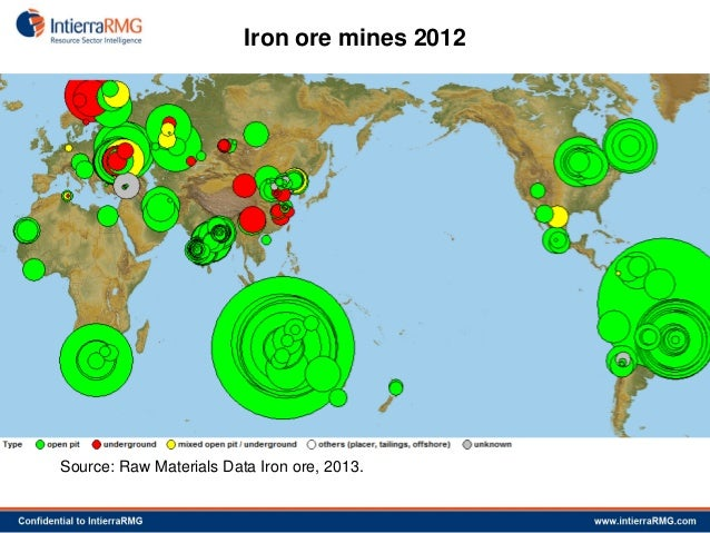 a overview of global iron ore market slowing china growth Rpt-china opens iron ore market to the world in pricing   top countries iron ore imports global distribution  spot iron ore prices and slowing china.