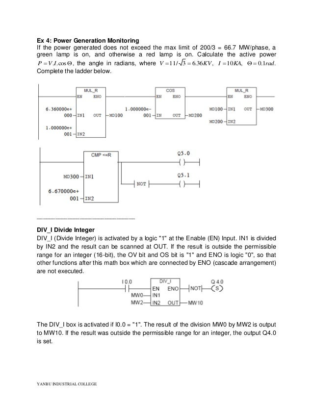 Math ladder diagram 66 wiring diagram plc arithmatic functions math ladder method math ladder diagram 66 ccuart Image collections