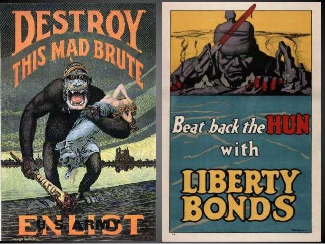 WWI - Total War & Propaganda
