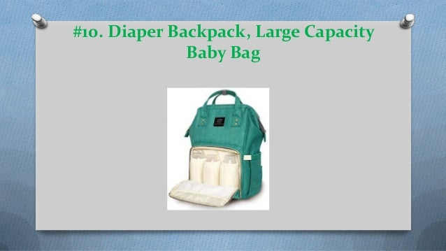 3015c838351e8 12 best backpack diaper bags full reviews in 2019
