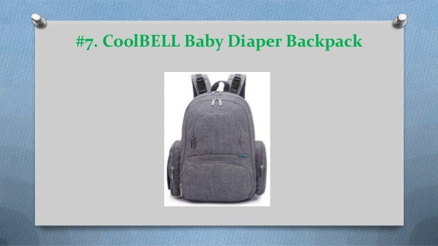 6ceb9a7c6d67 12 best backpack diaper bags full reviews in 2019