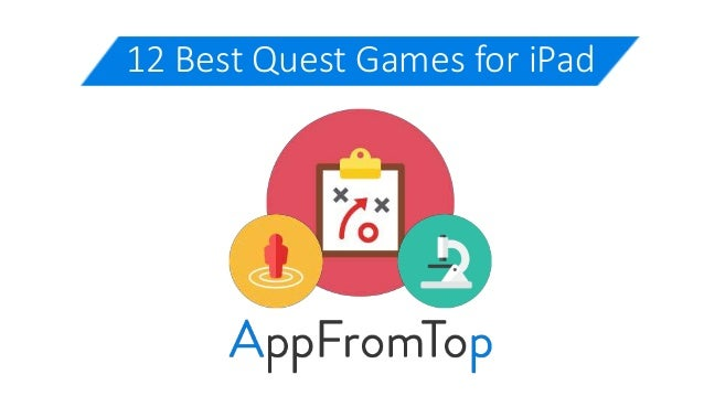 12 Best Quest Games for iPad