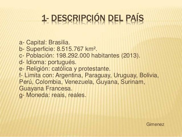 Identidad cultural de Brasil Slide 2