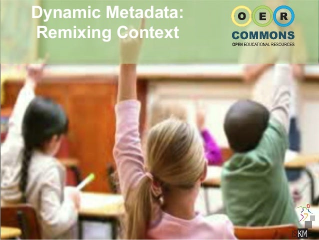 Dynamic Metadata: Remixing Context