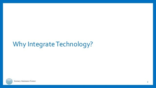Why IntegrateTechnology? 8