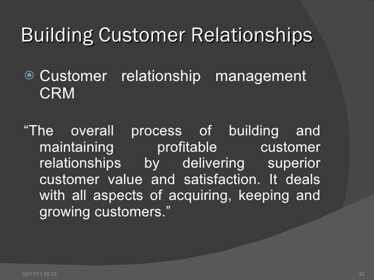 "building profitable customer relationship with crm Electronic copy available at: ""building profitable customer relationships with crm & e- governance in banks."