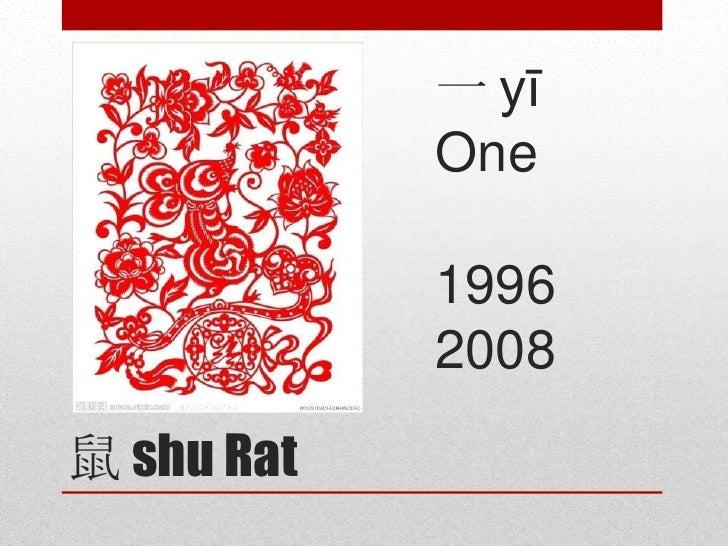 12 chinese zodiac animals Slide 3