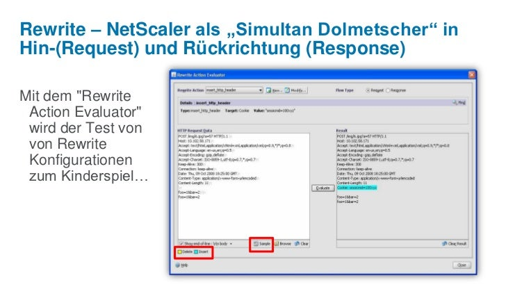 Citrix netscaler rewrite action bronson