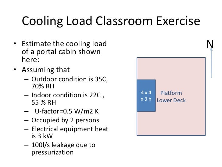 12 Cooling Load Calculations