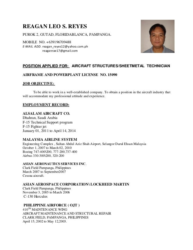 Mechanic Resume Template Lube Technician Resume Sample