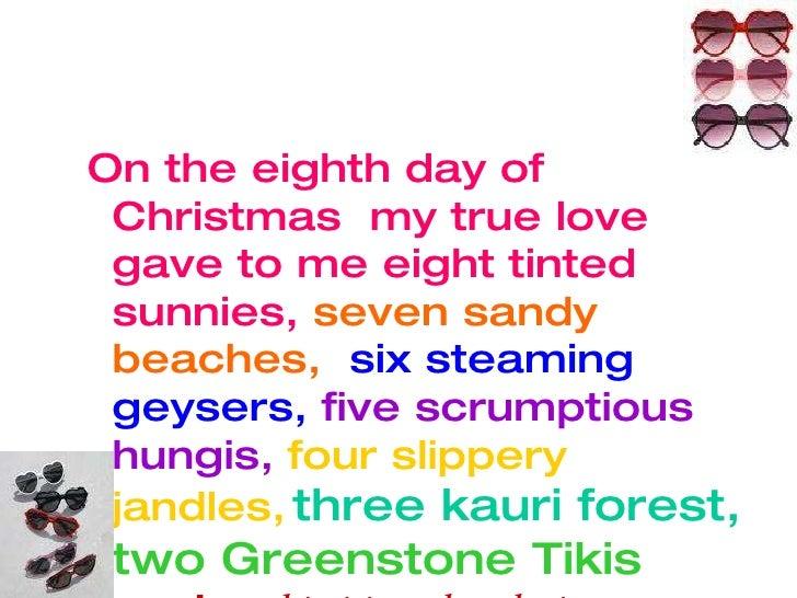 12 days of christmas - 12 Day Of Christmas
