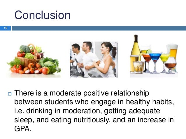 the relationship between alcohol consumption and academic performance
