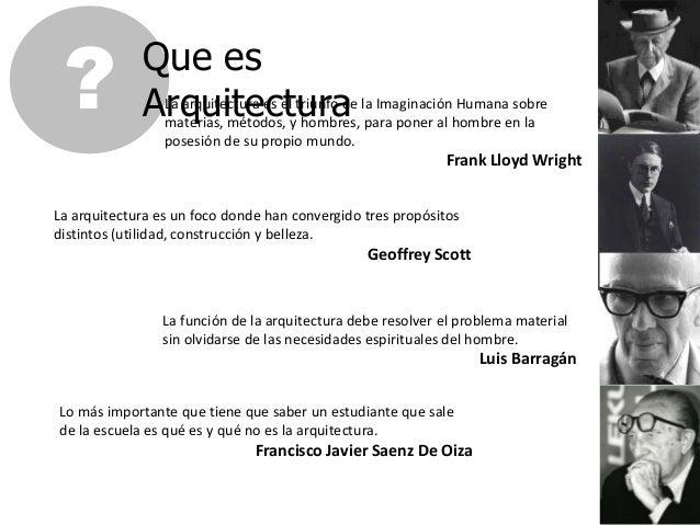 Metodolog a de la investigaci n ii arquitectura y espacio Cuantas materias tiene arquitectura
