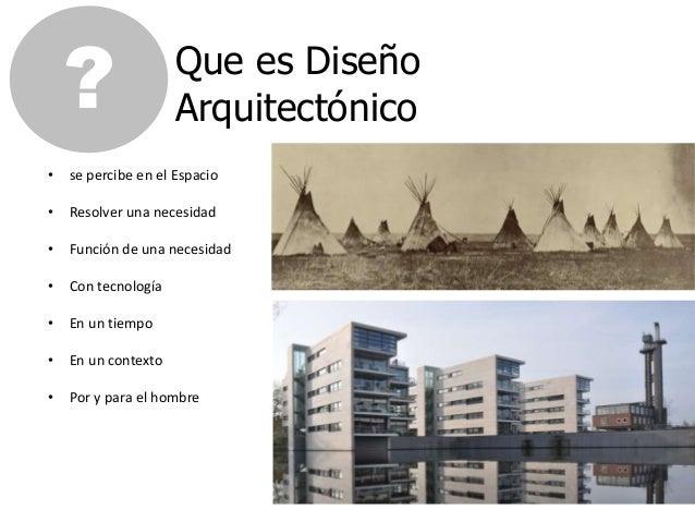 Metodolog a de la investigaci n ii arquitectura y espacio for Que es arquitectura definicion
