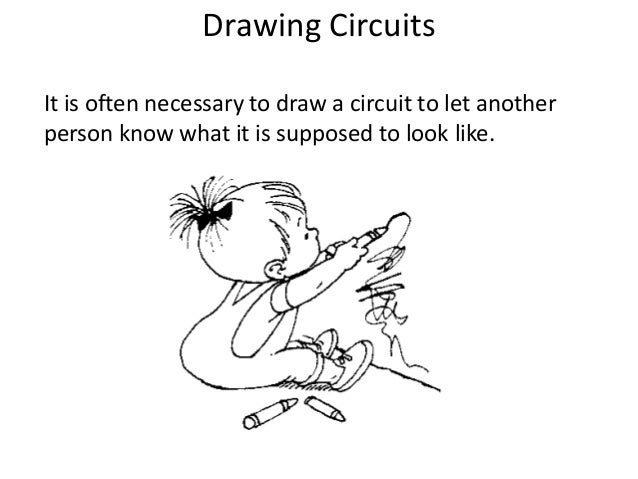 12 drawing electric circuits