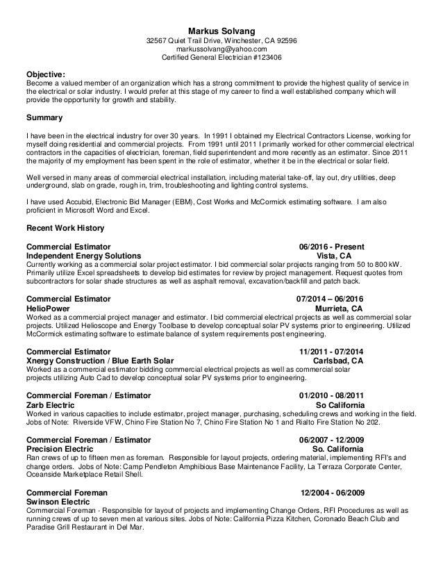 New resume 10-4-2016