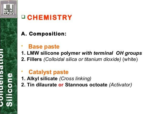 elastomeric Impression DENTAL material