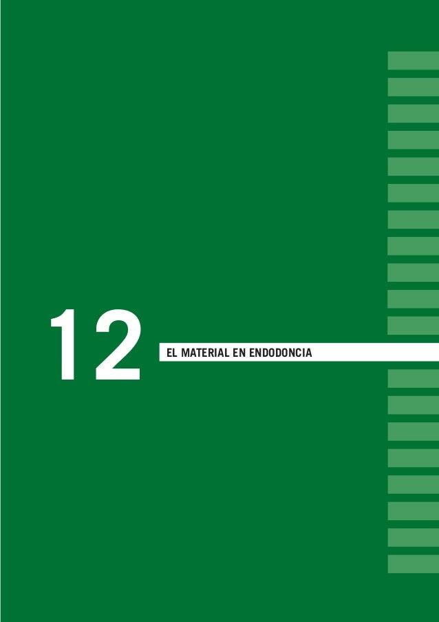 12 EL MATERIAL EN ENDODONCIA LLIBRE PROCLINIC-OK-corregido.indd 143 6/9/10 16:35:40