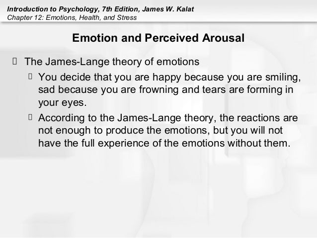 the concept of prejudice in the introduction to psychology by james w kalat James w kalat's biological psychology has appealed to in introduction to psychology and biological of all the important concepts.