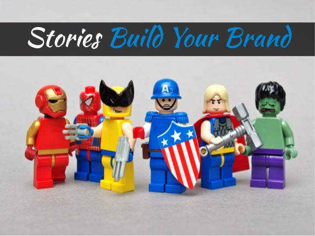 Stories Build Your Brand
