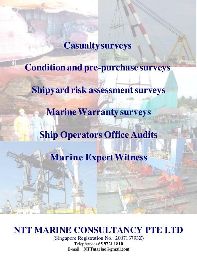 NTT Marine - Introduction - 2015