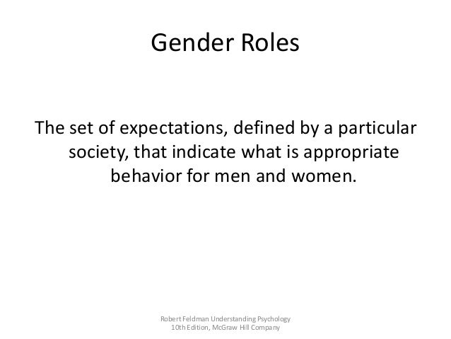 An introduction to the gender differences in social psychology