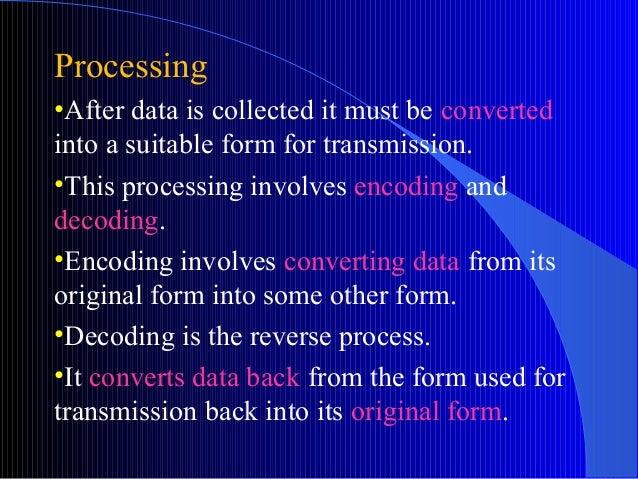 12 IPT 0304 - Other Processes Slide 3