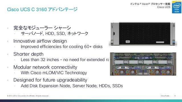ITPro Expo 2014: Cisco ストレージ ソリューション ~ Cisco