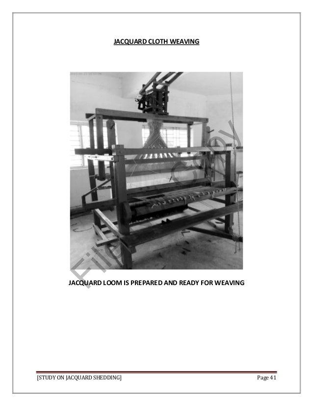 jaquard erection and jacquard commissioning rupesh