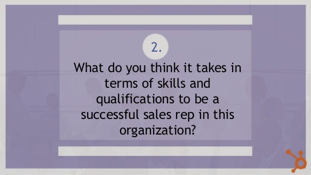 12 Interview Questions To Ask Every Sales Manager Candidate