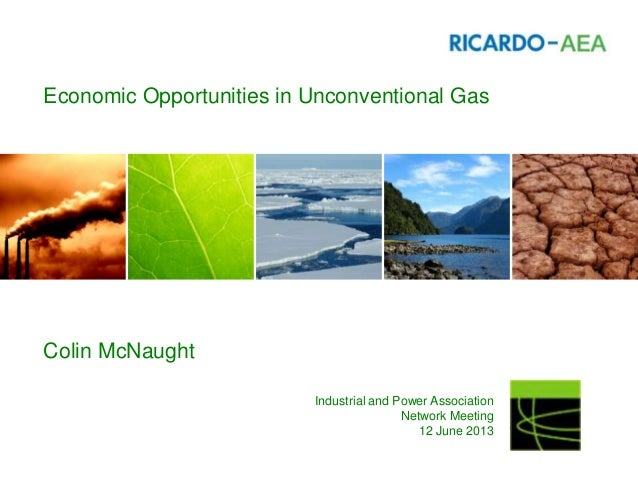 Economic Opportunities in Unconventional GasColin McNaughtIndustrial and Power AssociationNetwork Meeting12 June 2013
