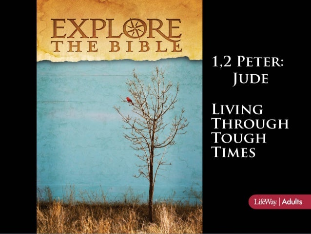 Living withTroublemakersLesson Passage: 2 Peter 2:1-3, 12-14; Jude 16-25Background:2 Peter 2:1-22; Jude 1-25