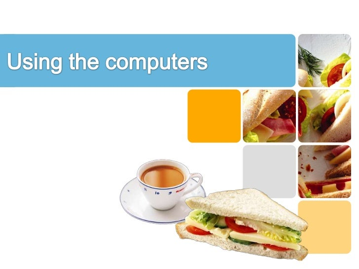 Using the computers to type          French.• Log on to a computer.• Open Notepad or Word• Practice typing these words  – ...
