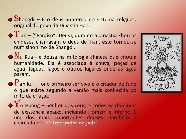 Mitologia Chinesa