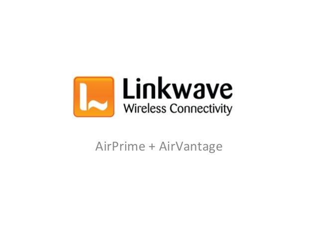 AirPrime + AirVantage